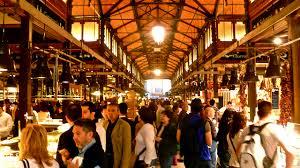 Mercados, alimentos, personas,.....